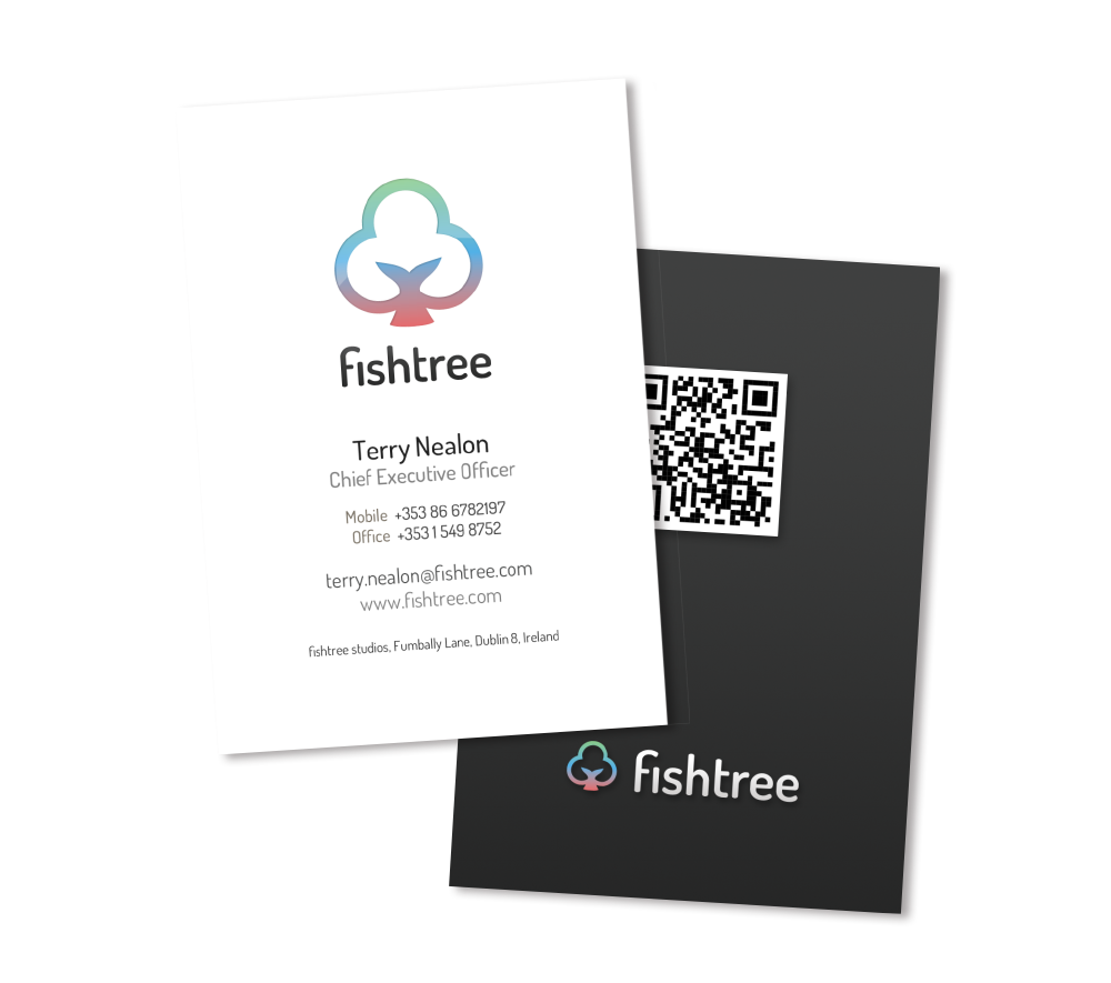 Fishtree Business Cards